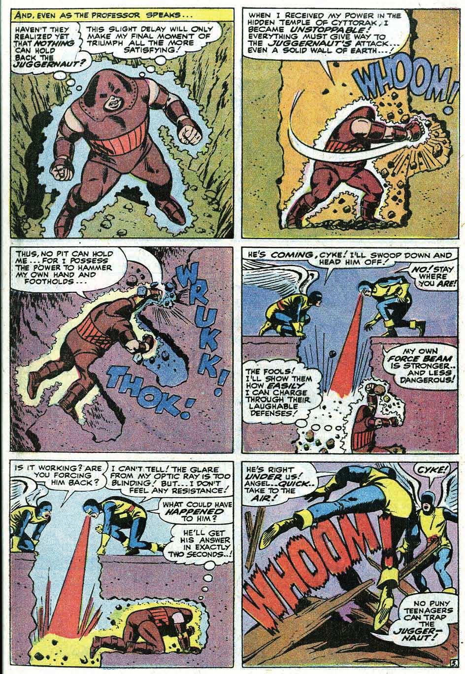 Read online Uncanny X-Men (1963) comic -  Issue #67 - 31