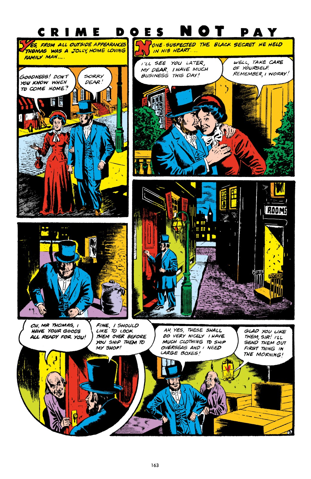 Read online Crime Does Not Pay Archives comic -  Issue # TPB 6 (Part 2) - 64