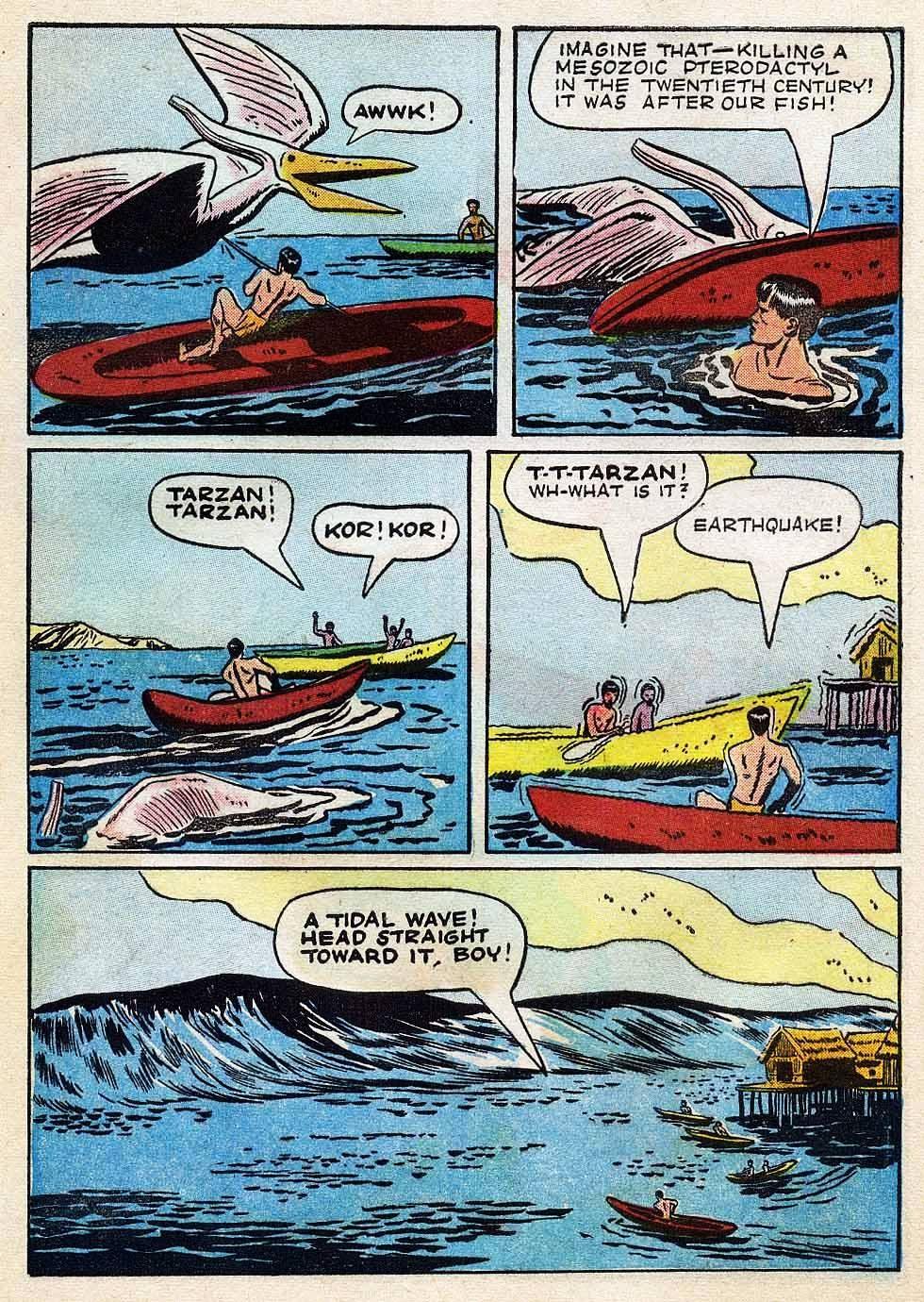 Tarzan (1948) issue 7 - Page 28
