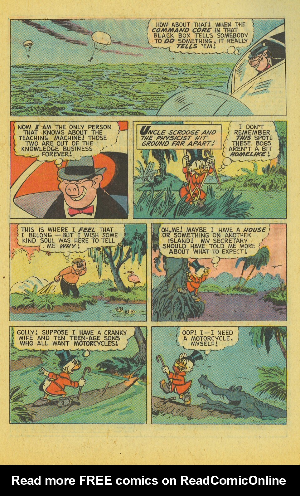 Read online Uncle Scrooge (1953) comic -  Issue #123 - 13