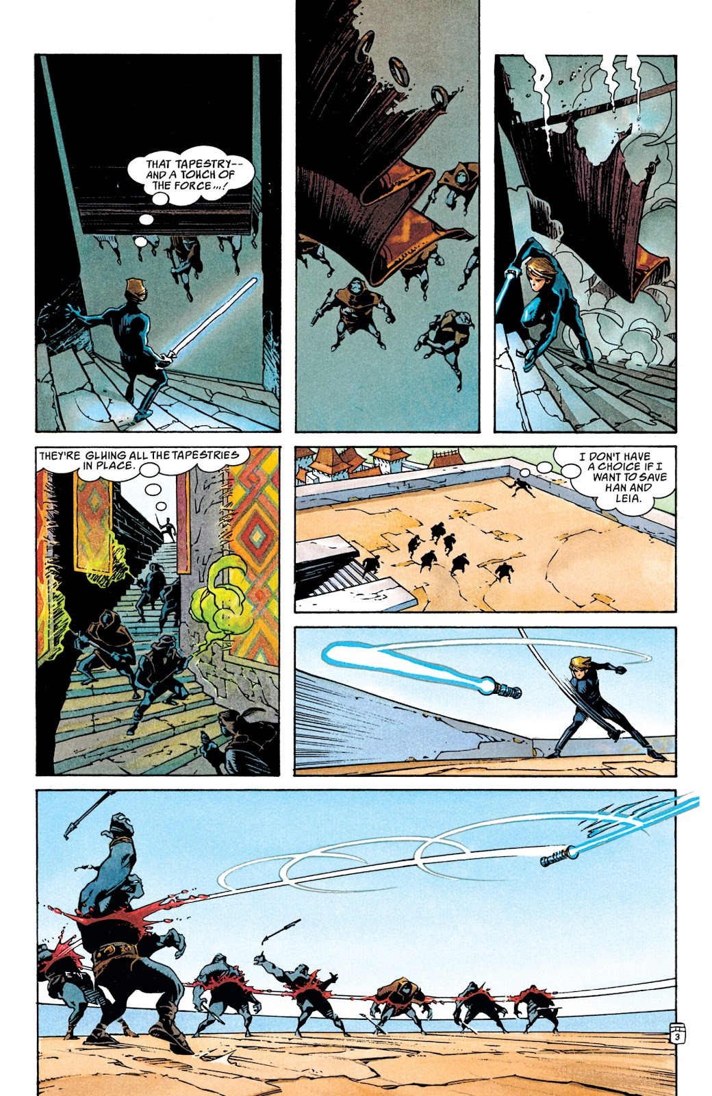 Read online Star Wars Legends: The New Republic - Epic Collection comic -  Issue # TPB 4 (Part 1) - 34