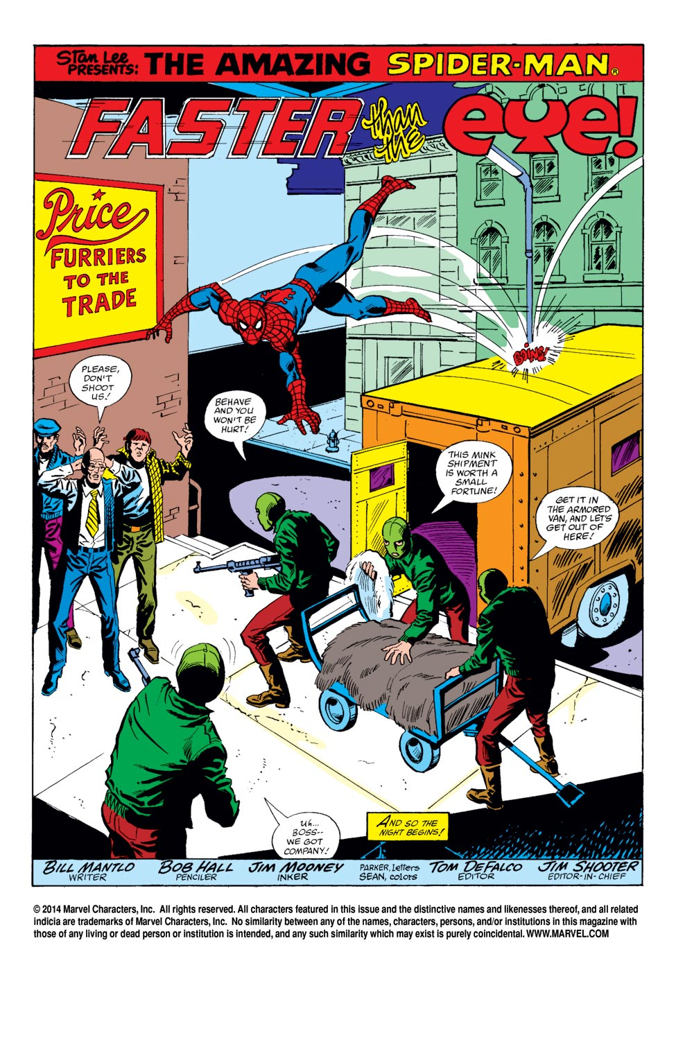The Amazing Spider-Man (1963) 222 Page 1