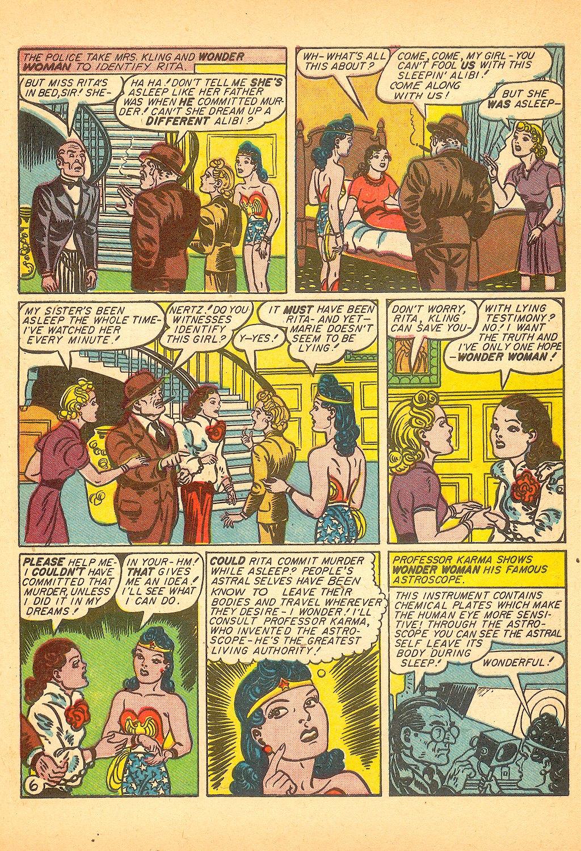 Read online Sensation (Mystery) Comics comic -  Issue #25 - 8
