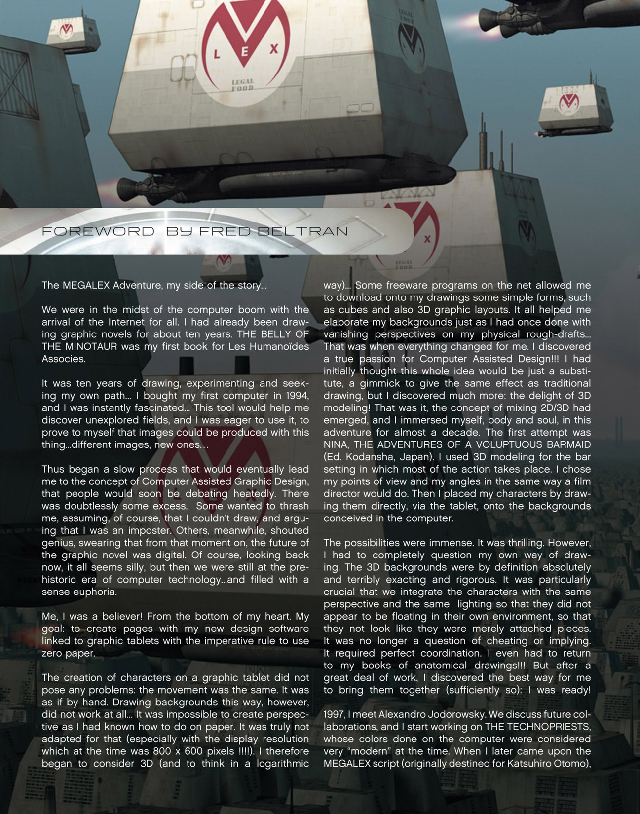 Read online Megalex (2014) comic -  Issue #1 - 3