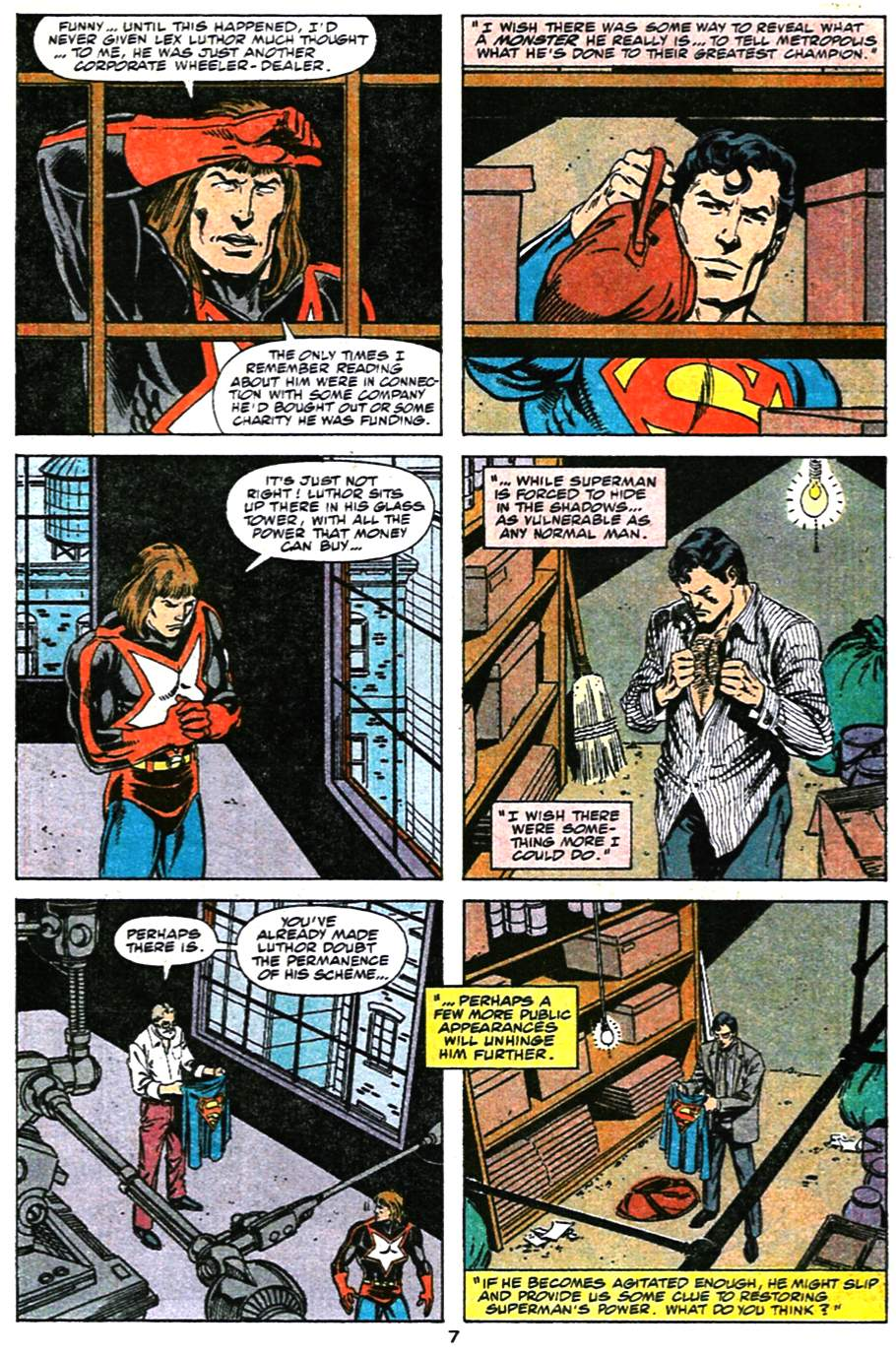 Action Comics (1938) 659 Page 7