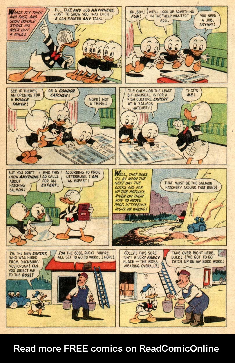 Walt Disney's Comics and Stories issue 192 - Page 4