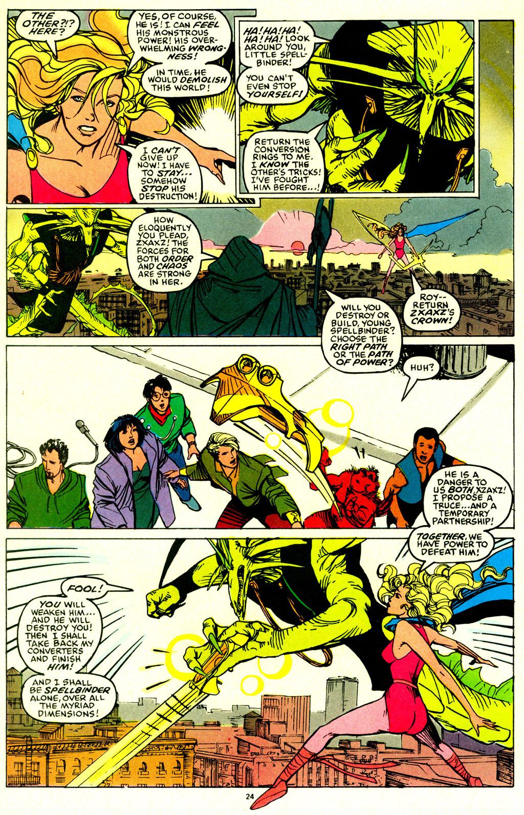 Read online Spellbound comic -  Issue #6 - 25