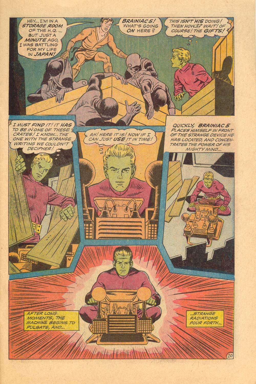 Read online Adventure Comics (1938) comic -  Issue #367 - 28