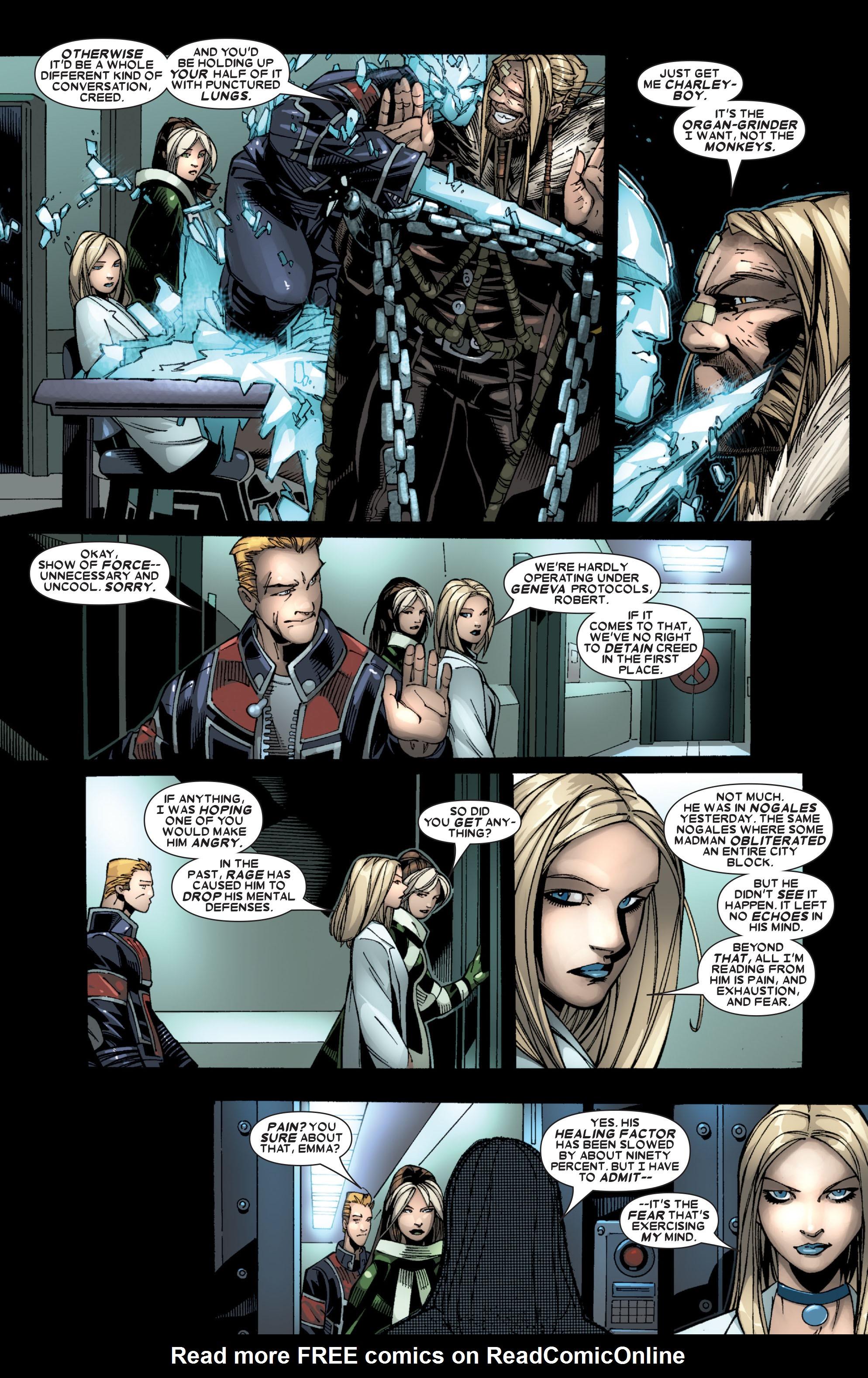 X-Men (1991) 189 Page 6