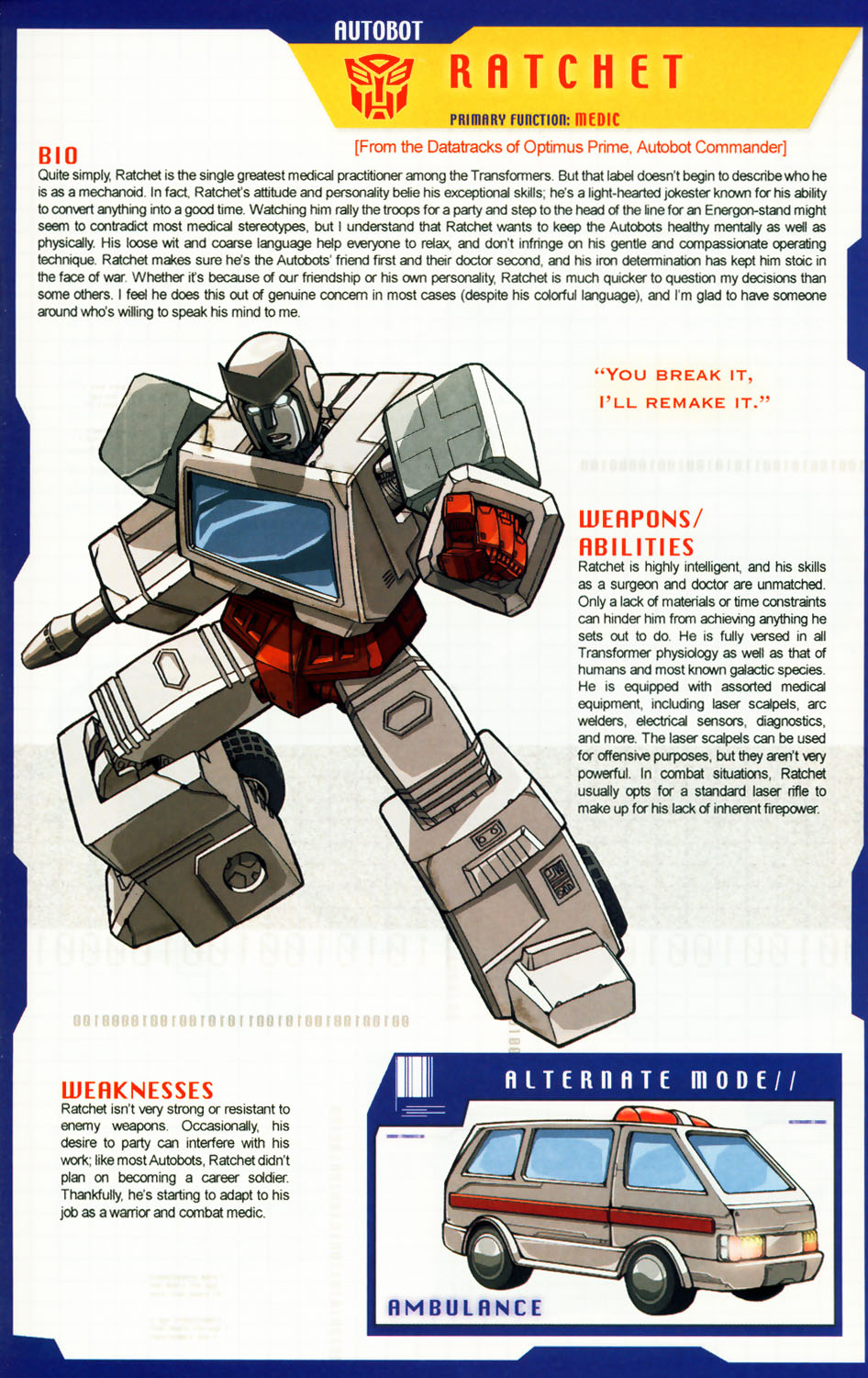 Read online Transformers: More than Meets the Eye comic -  Issue #5 - 21