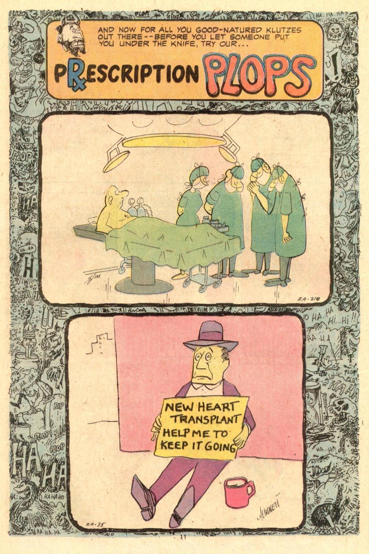 Read online Plop! comic -  Issue #10 - 12