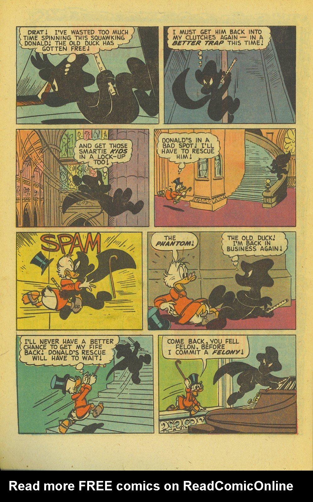 Read online Uncle Scrooge (1953) comic -  Issue #114 - 20
