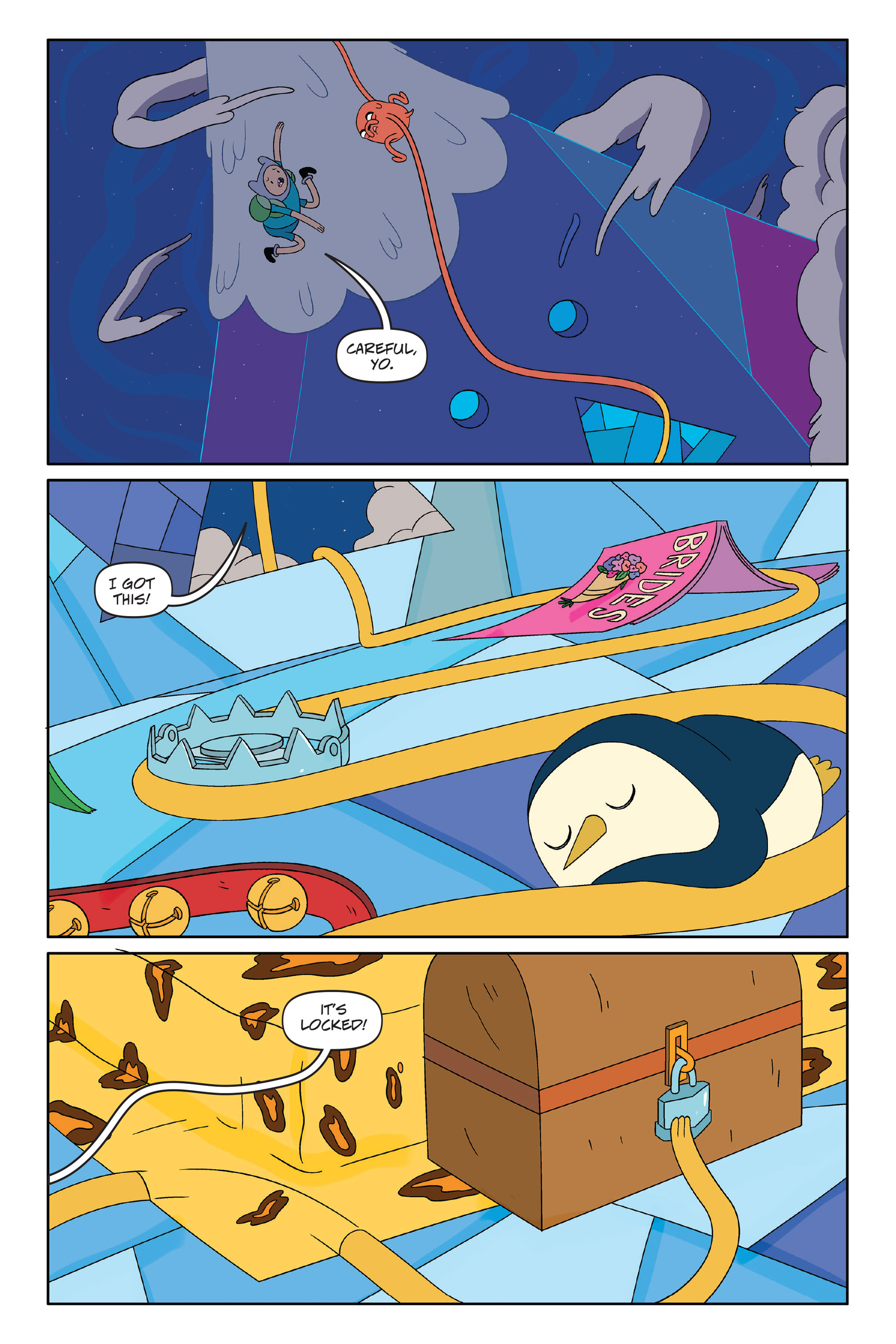 Read online Adventure Time: The Four Castles comic -  Issue #Adventure Time: The Four Castles TPB - 21