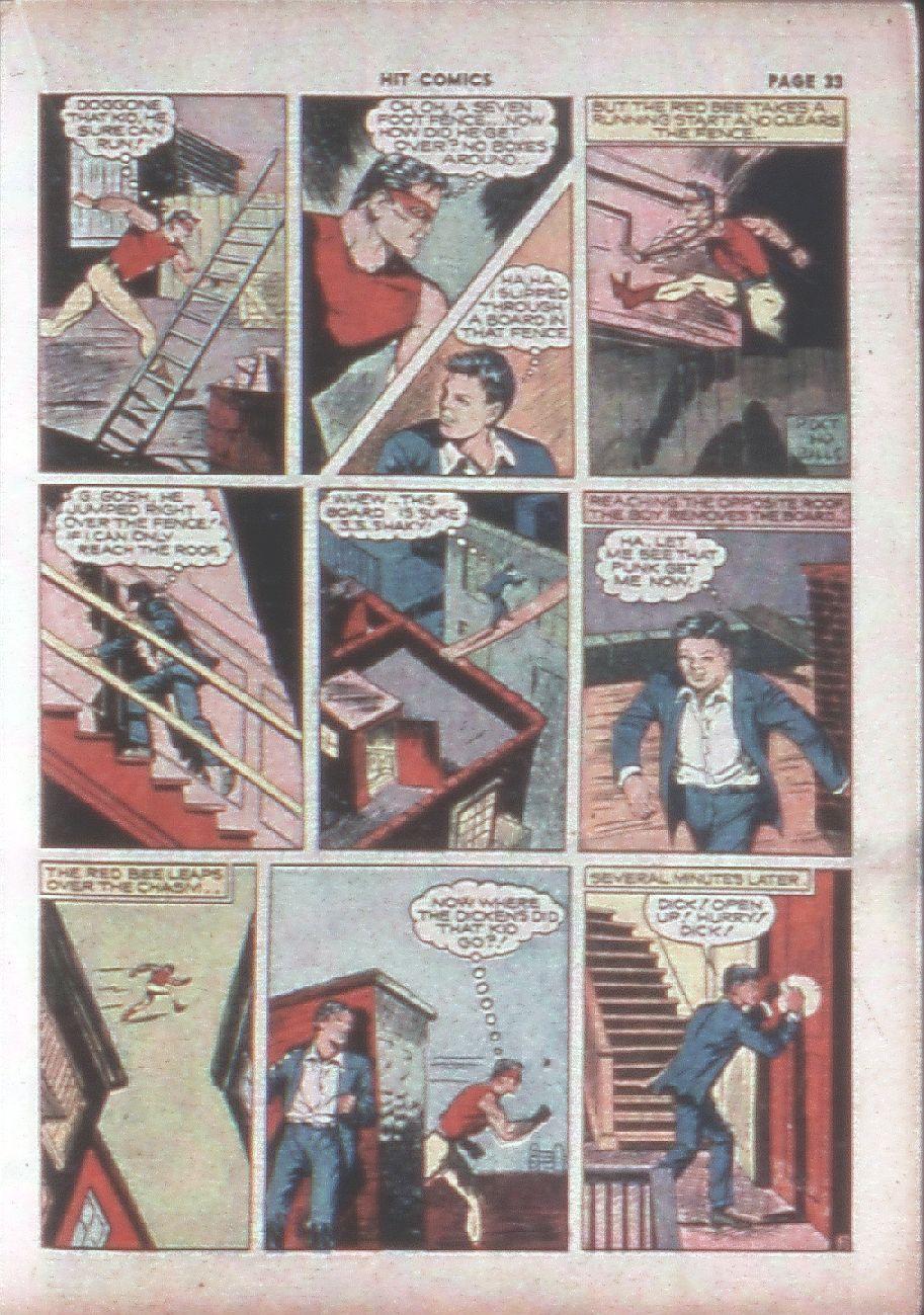 Read online Hit Comics comic -  Issue #8 - 35
