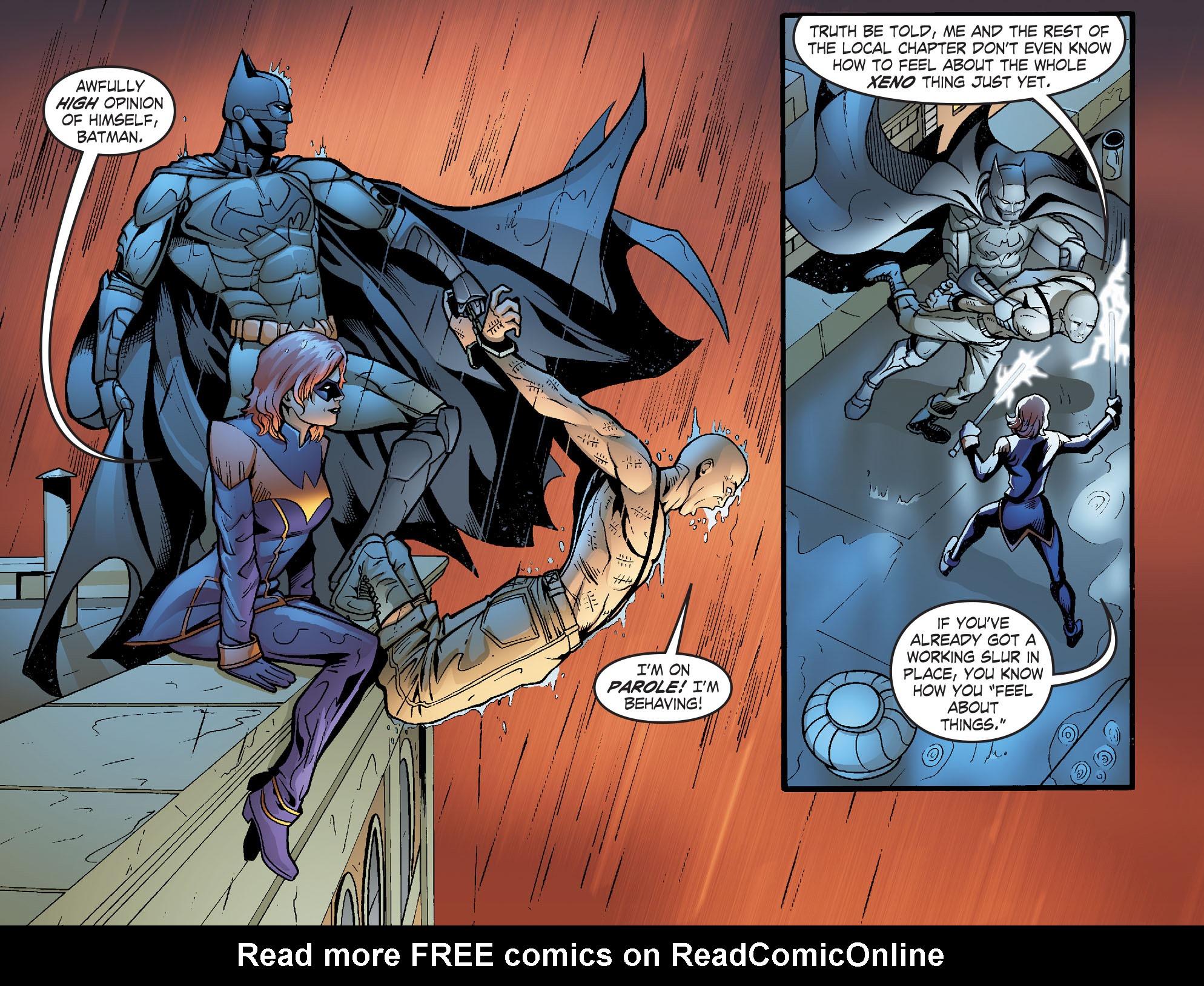 Read online Smallville: Alien comic -  Issue #6 - 4