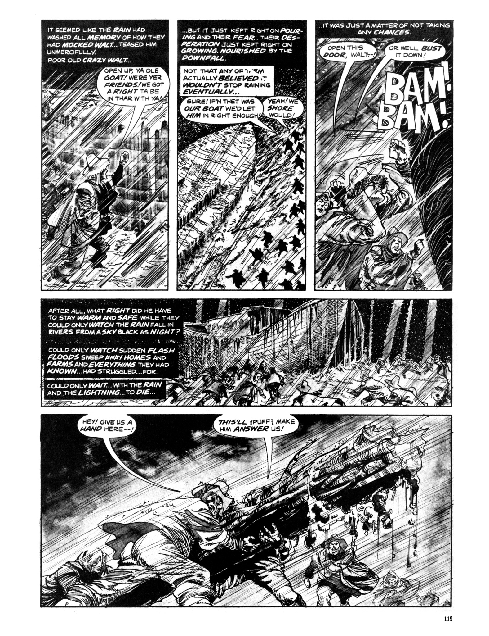 Read online Eerie Archives comic -  Issue # TPB 20 - 119