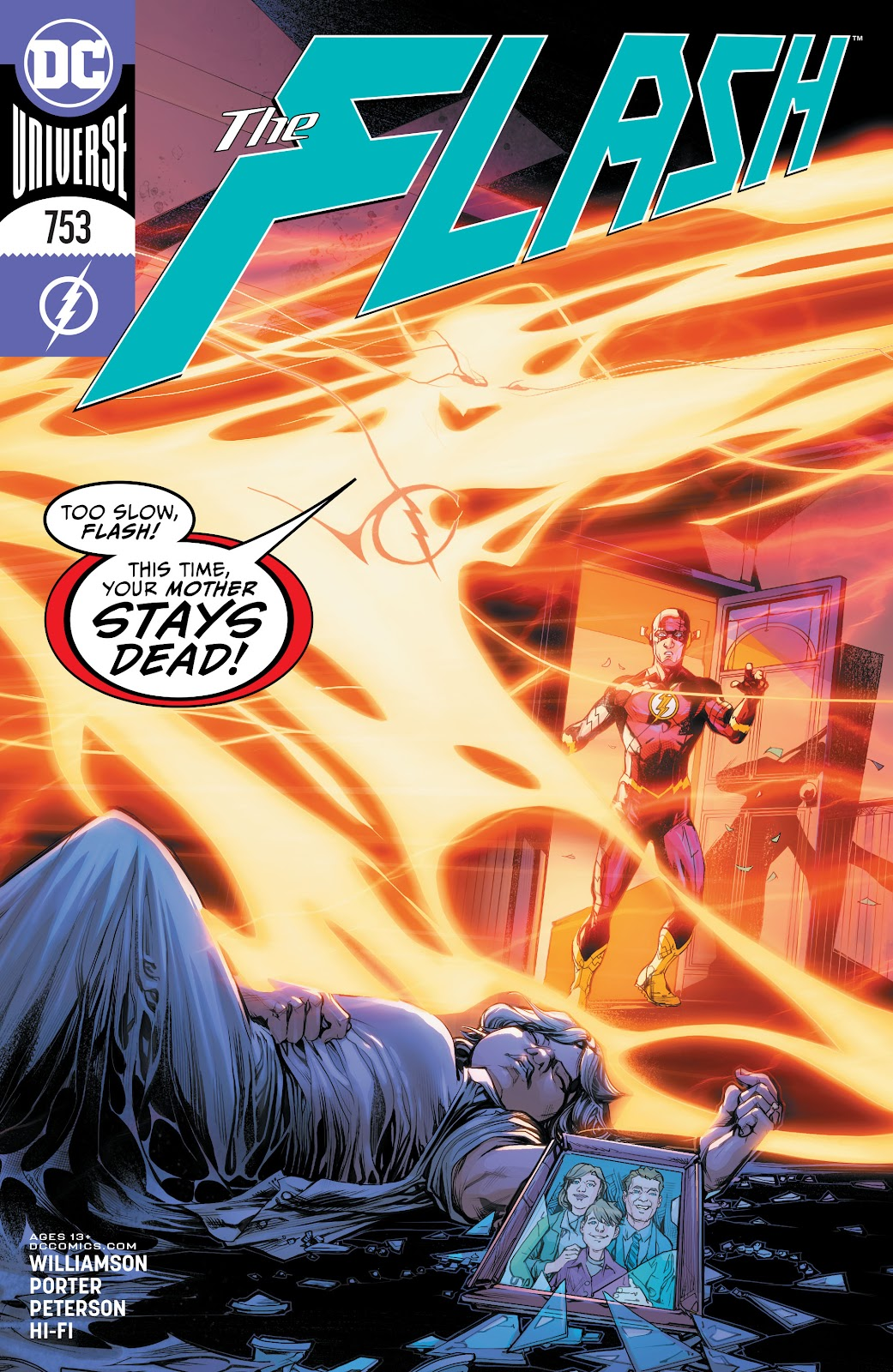 The Flash (2016) issue 753 - Page 1