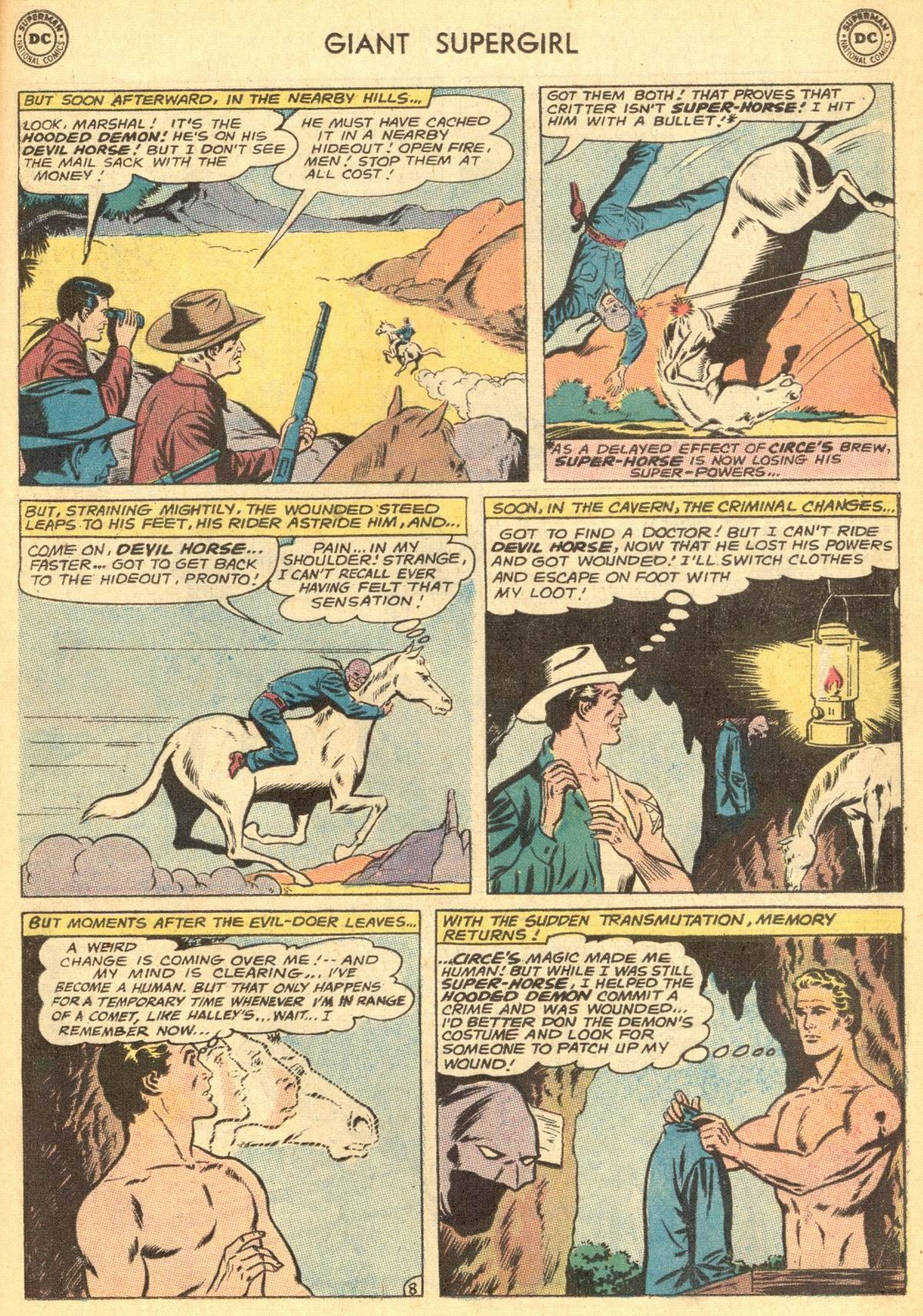 Read online Adventure Comics (1938) comic -  Issue #390 - 37