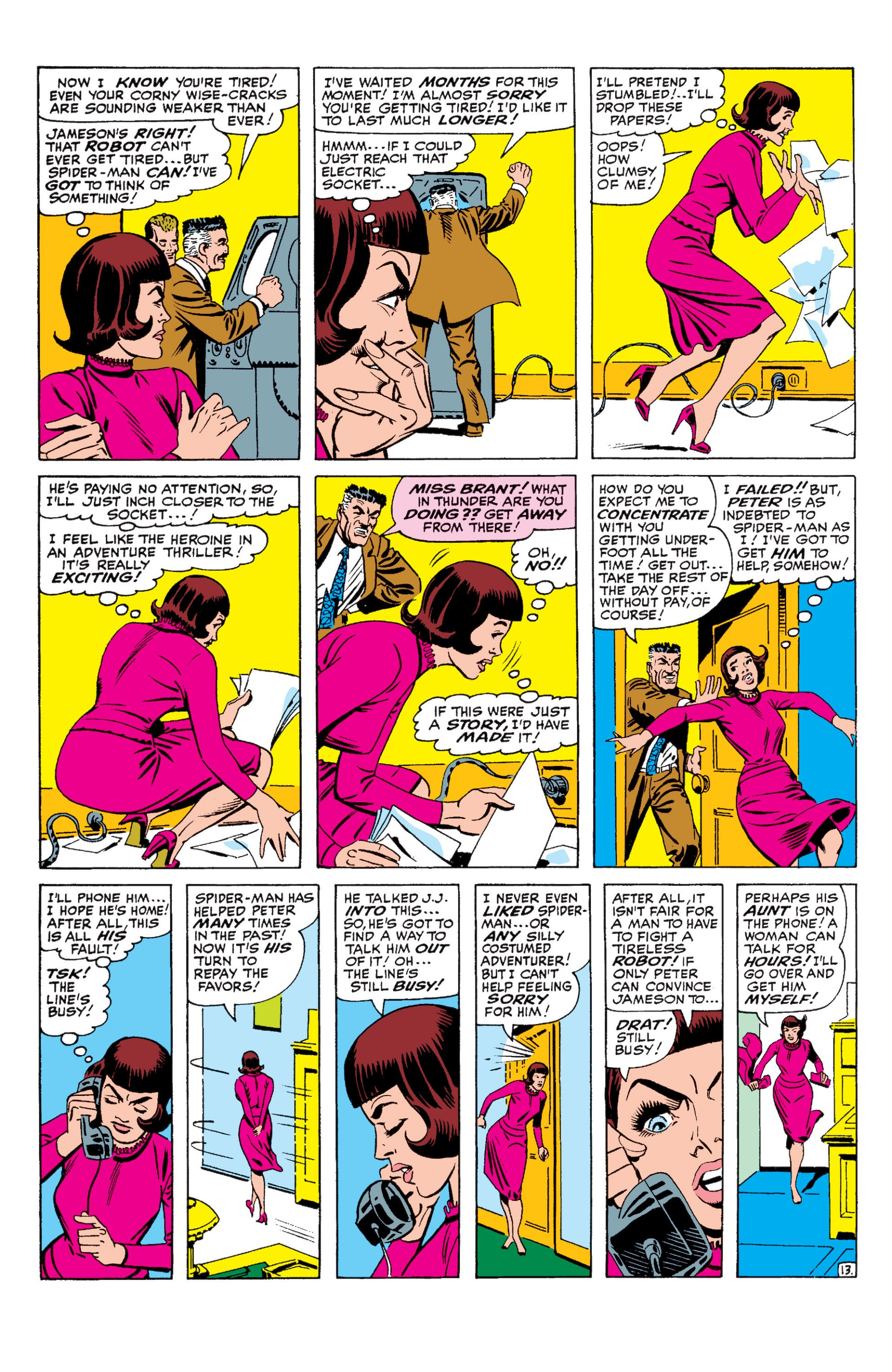 The Amazing Spider-Man (1963) 25 Page 13