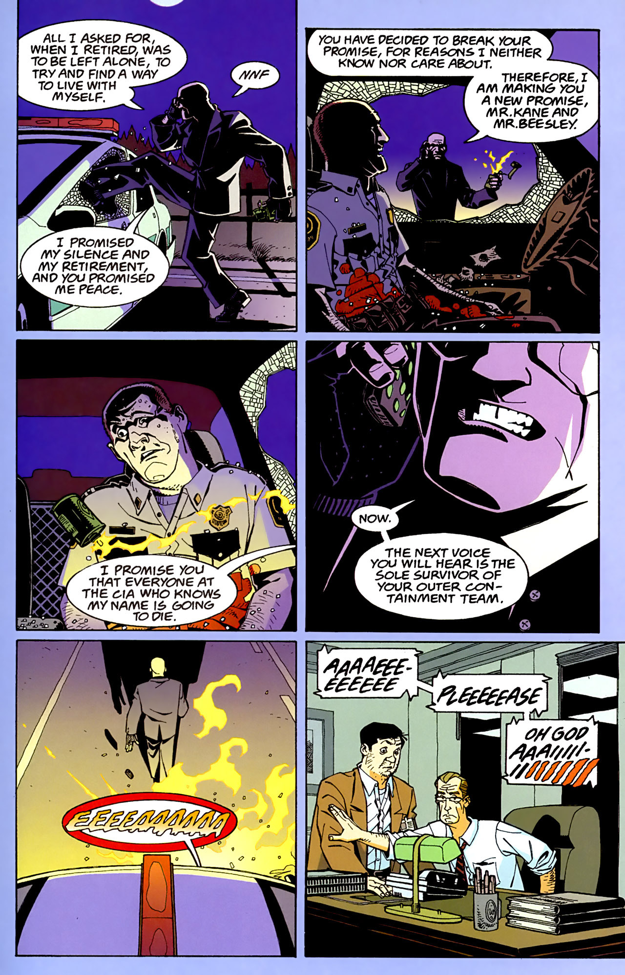 Read online Red comic -  Issue #2 - 12