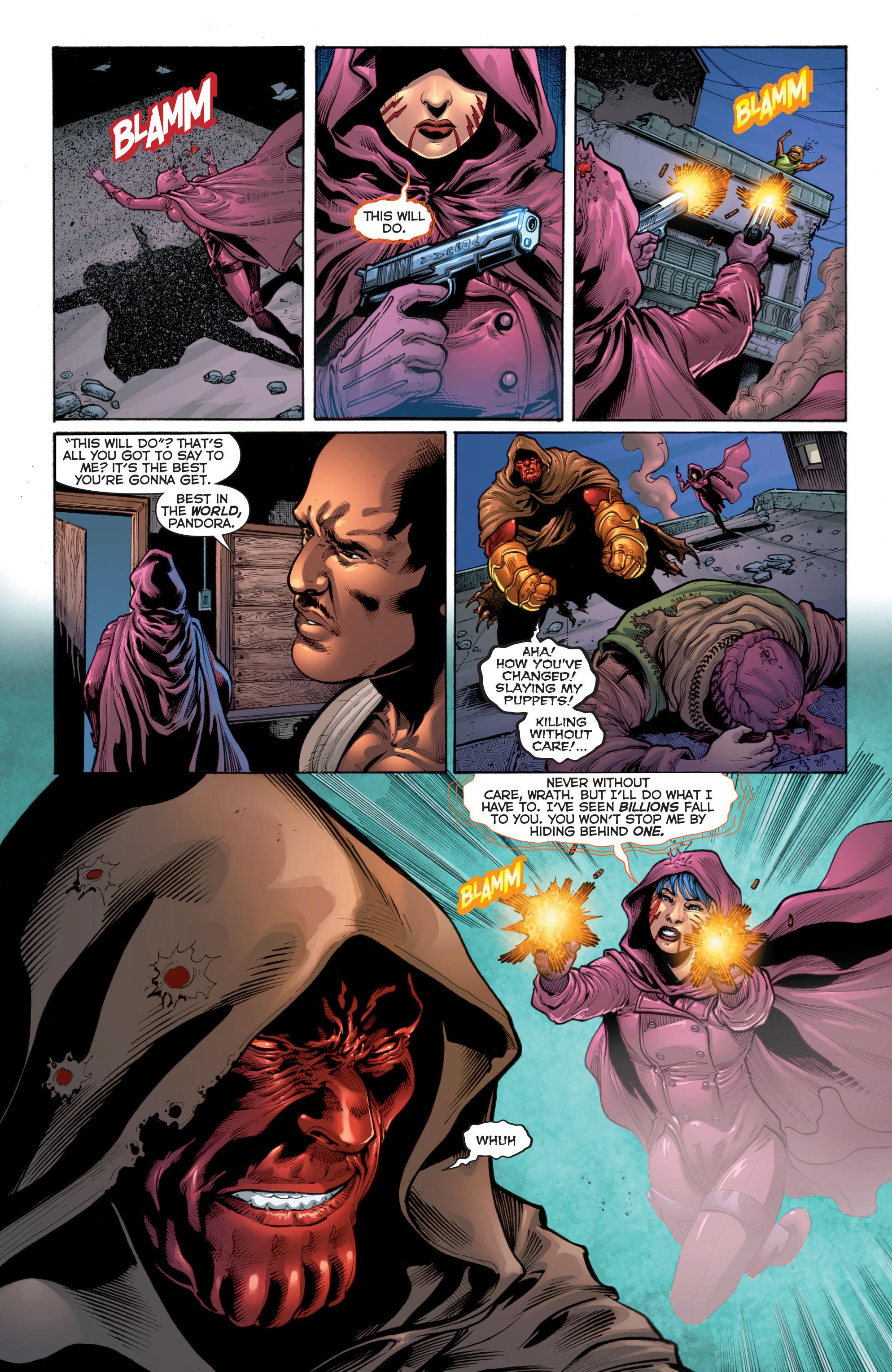 Read online Trinity of Sin: Pandora comic -  Issue #1 - 17