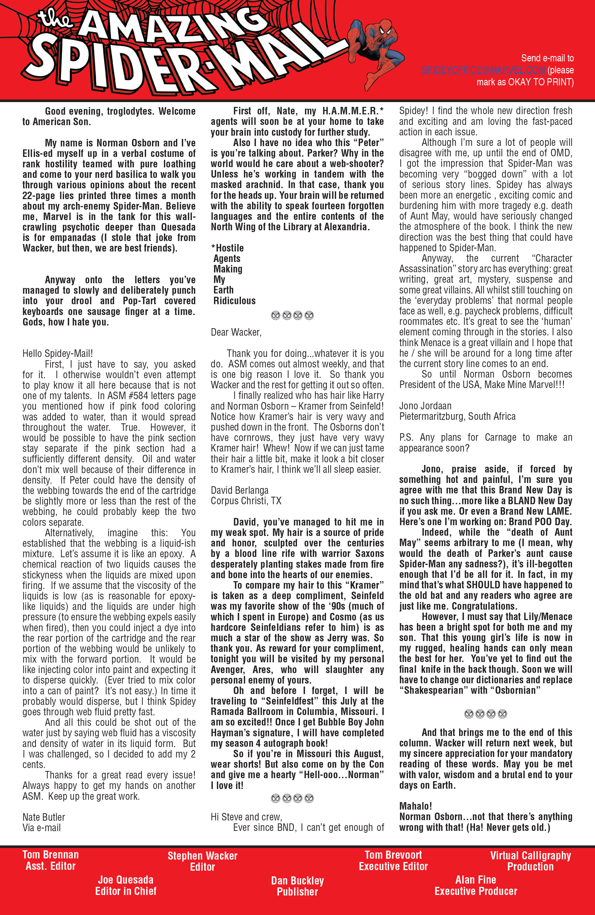 The Amazing Spider-Man (1963) 595 Page 26