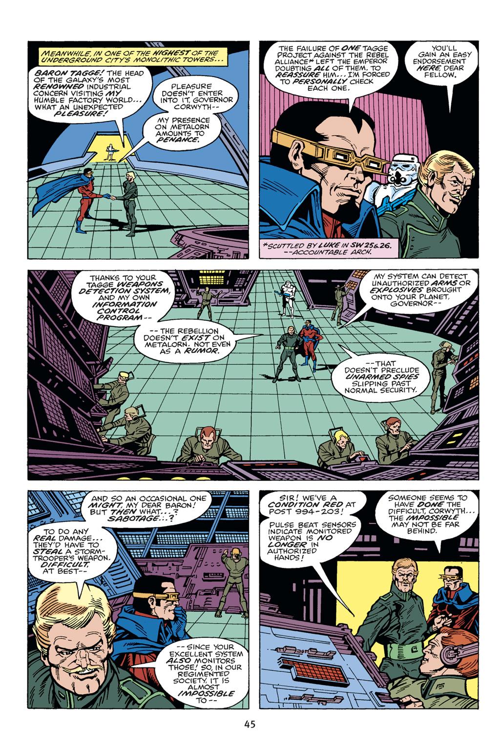 Read online Star Wars Omnibus comic -  Issue # Vol. 14 - 45