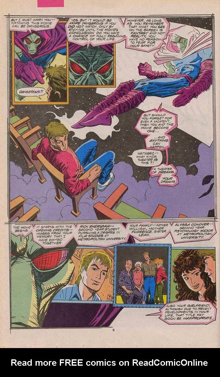 Read online Sleepwalker comic -  Issue #3 - 6