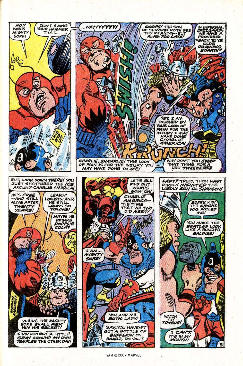 Read online Captain America (1968) comic -  Issue # _Annual 2 - 45
