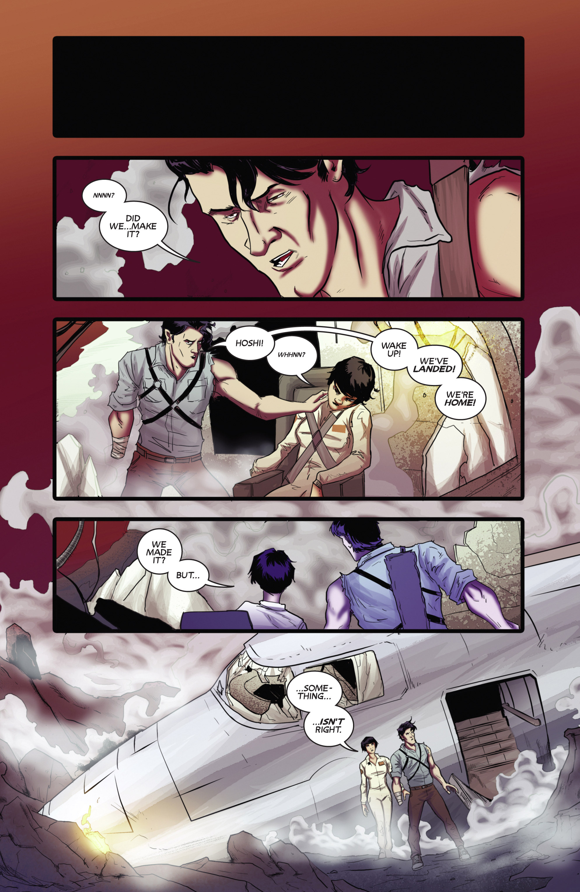 Read online Army of Darkness (2014) comic -  Issue #5 - 24