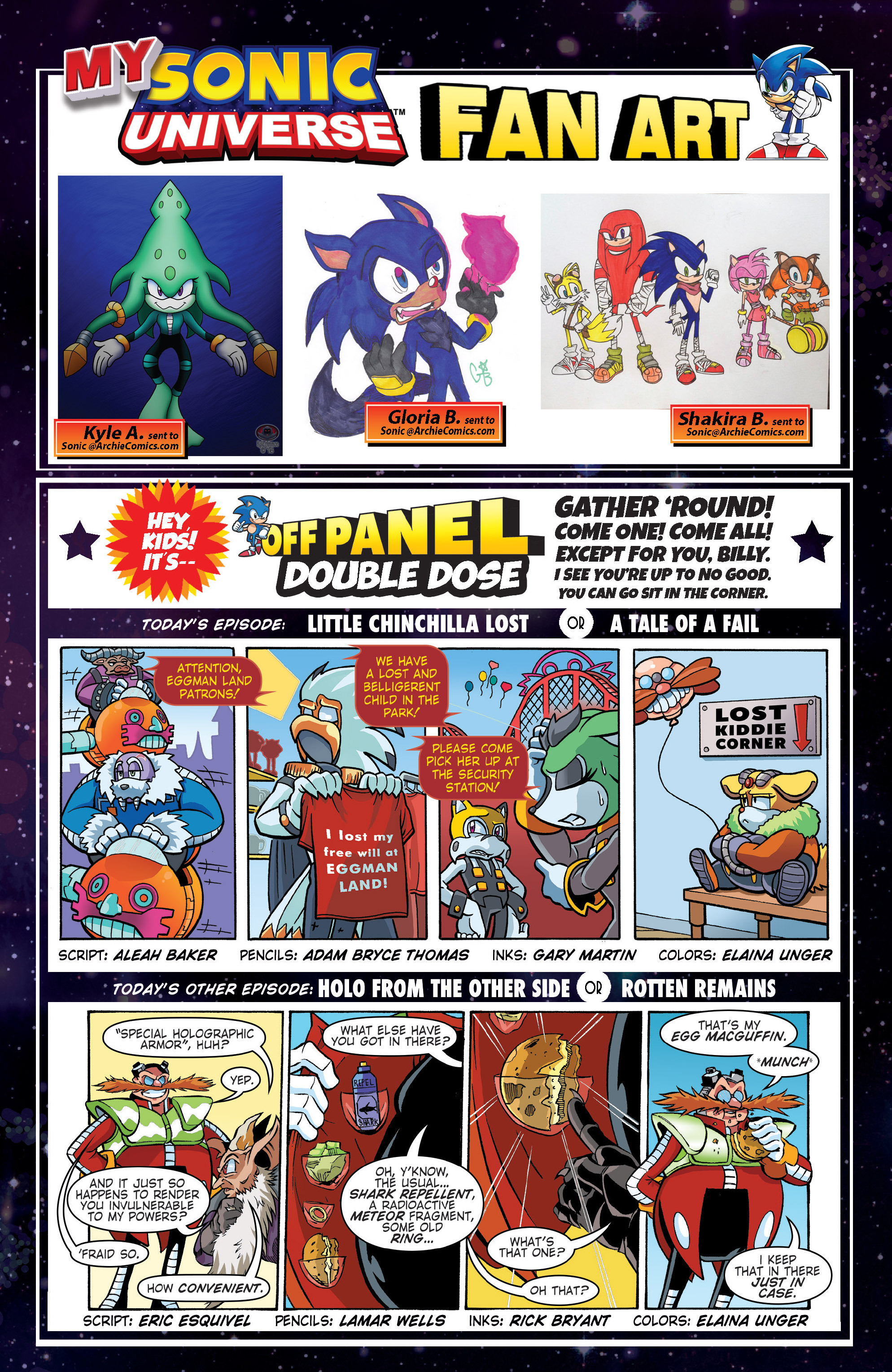 Read online Sonic Universe comic -  Issue #86 - 23