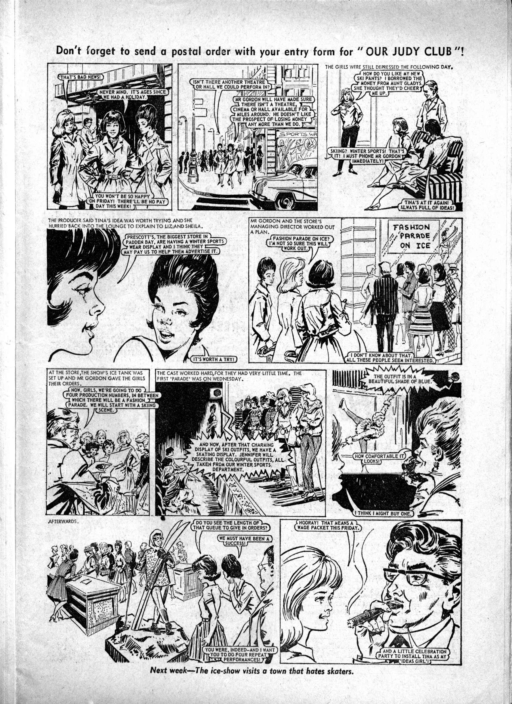 Read online Judy comic -  Issue #218 - 9