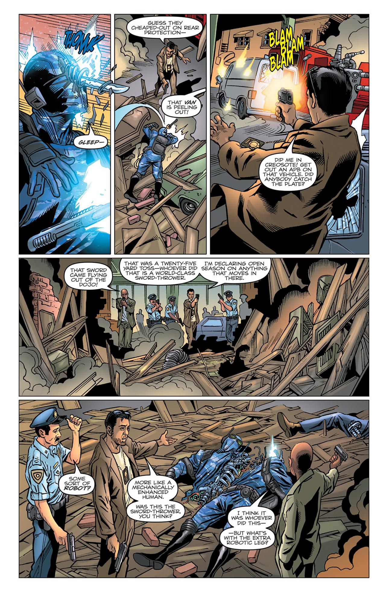 G.I. Joe: A Real American Hero 172 Page 22