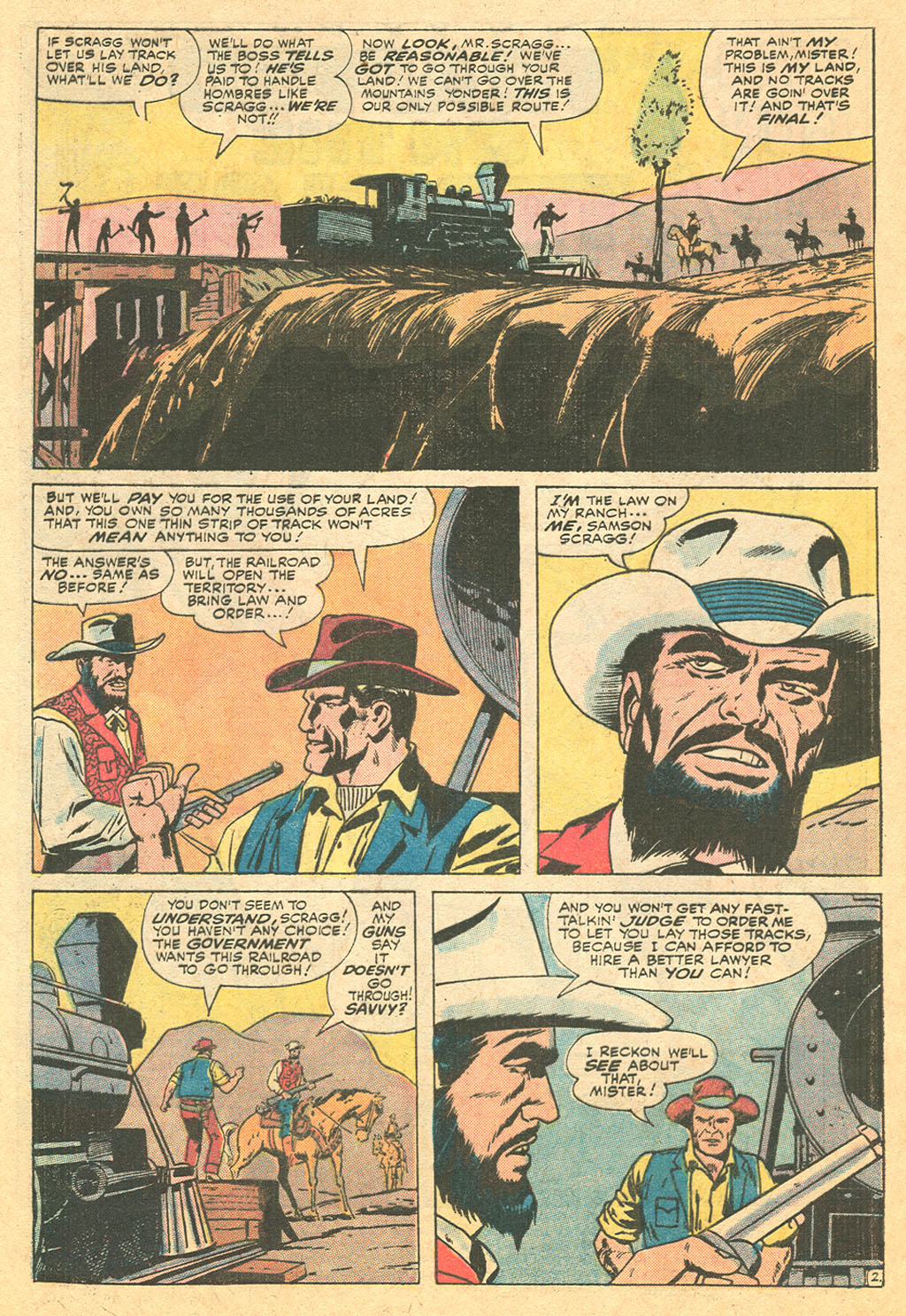 Read online Two-Gun Kid comic -  Issue #110 - 4