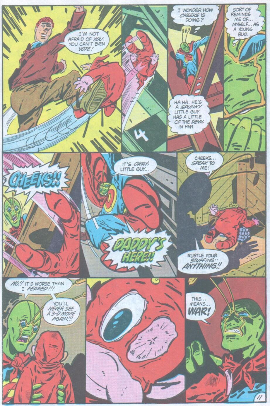 Read online Ambush Bug comic -  Issue #1 - 12