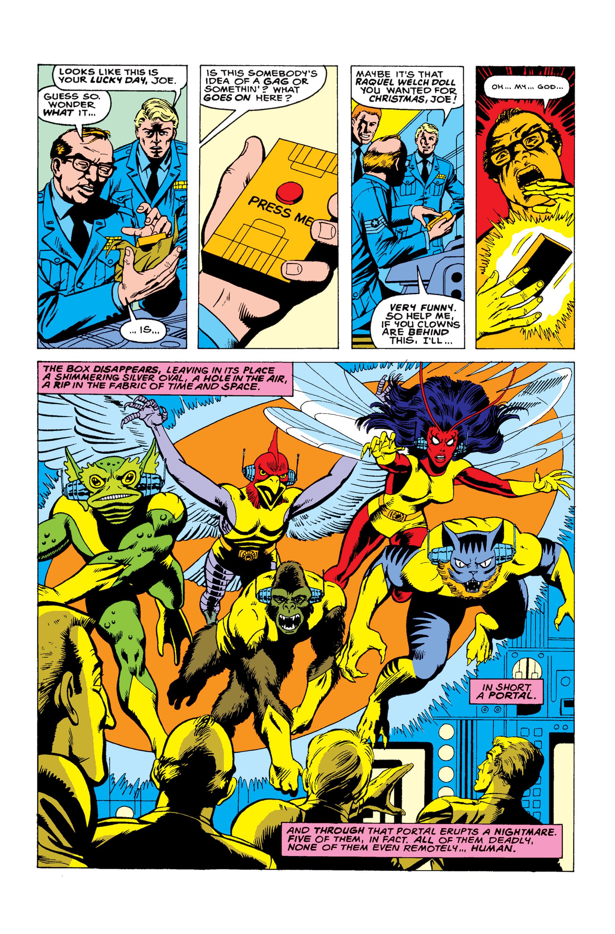 Uncanny X-Men (1963) 94 Page 10