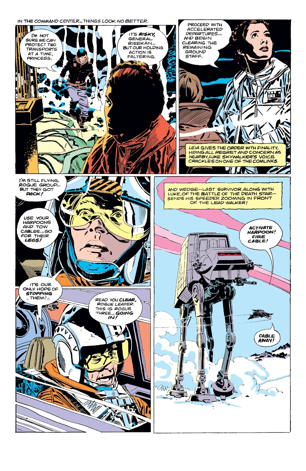 Read online Star Wars Legends: The Original Marvel Years - Epic Collection comic -  Issue # TPB 3 (Part 1) - 38