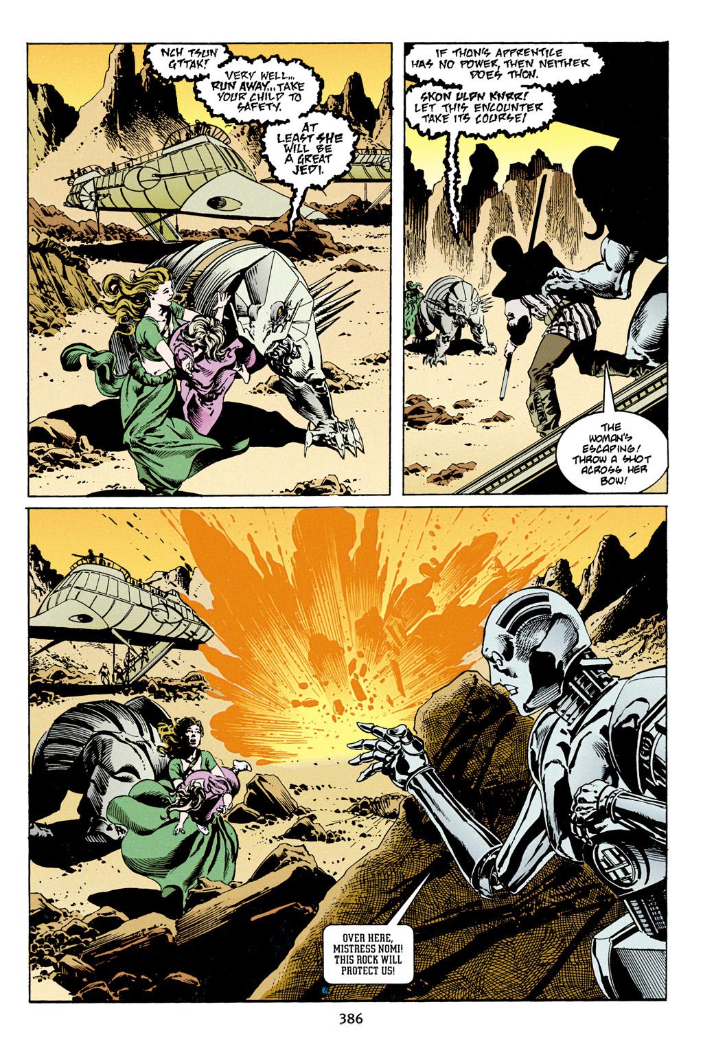 Read online Star Wars Omnibus comic -  Issue # Vol. 4 - 374