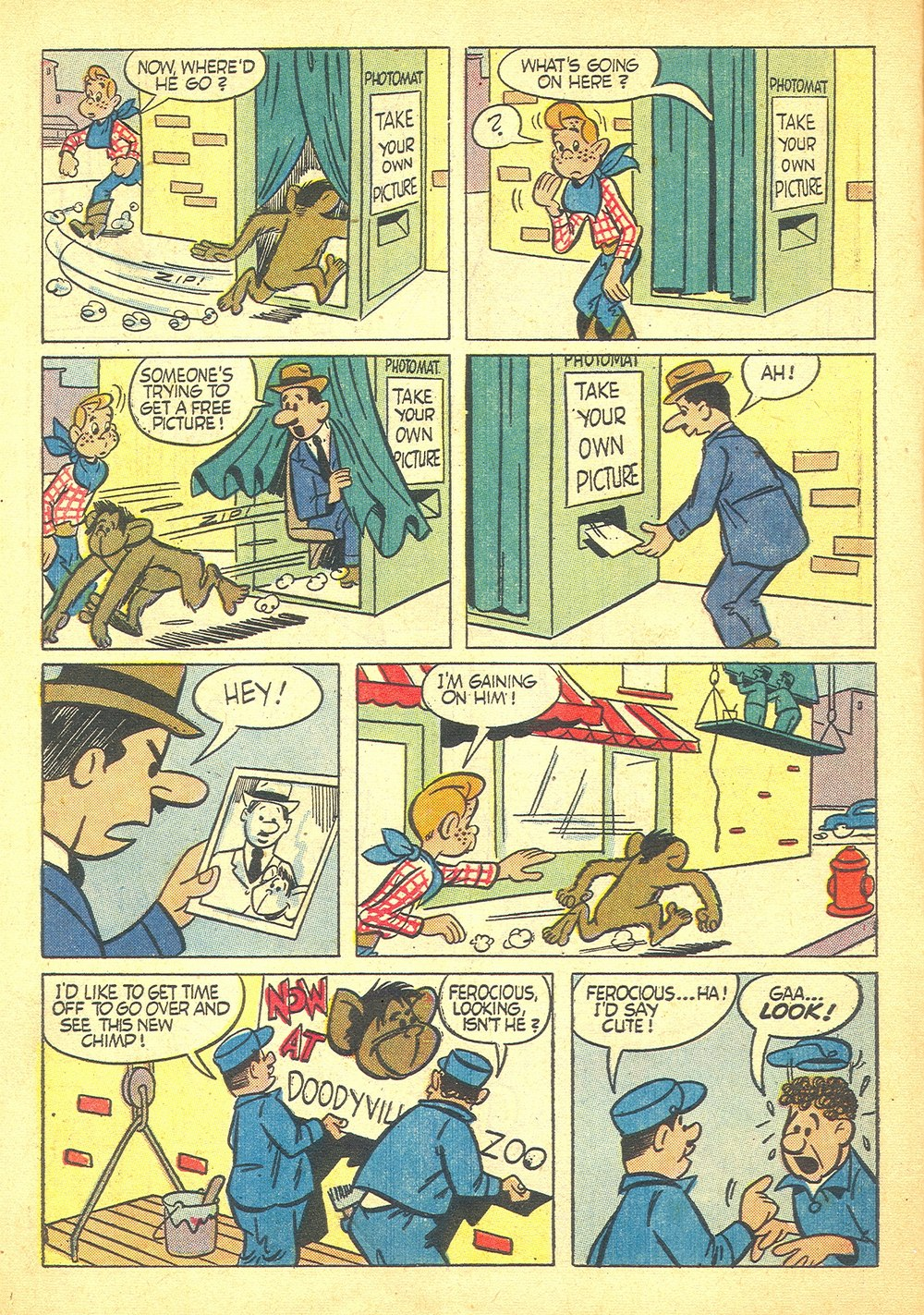 Four Color Comics issue 761 - Page 6