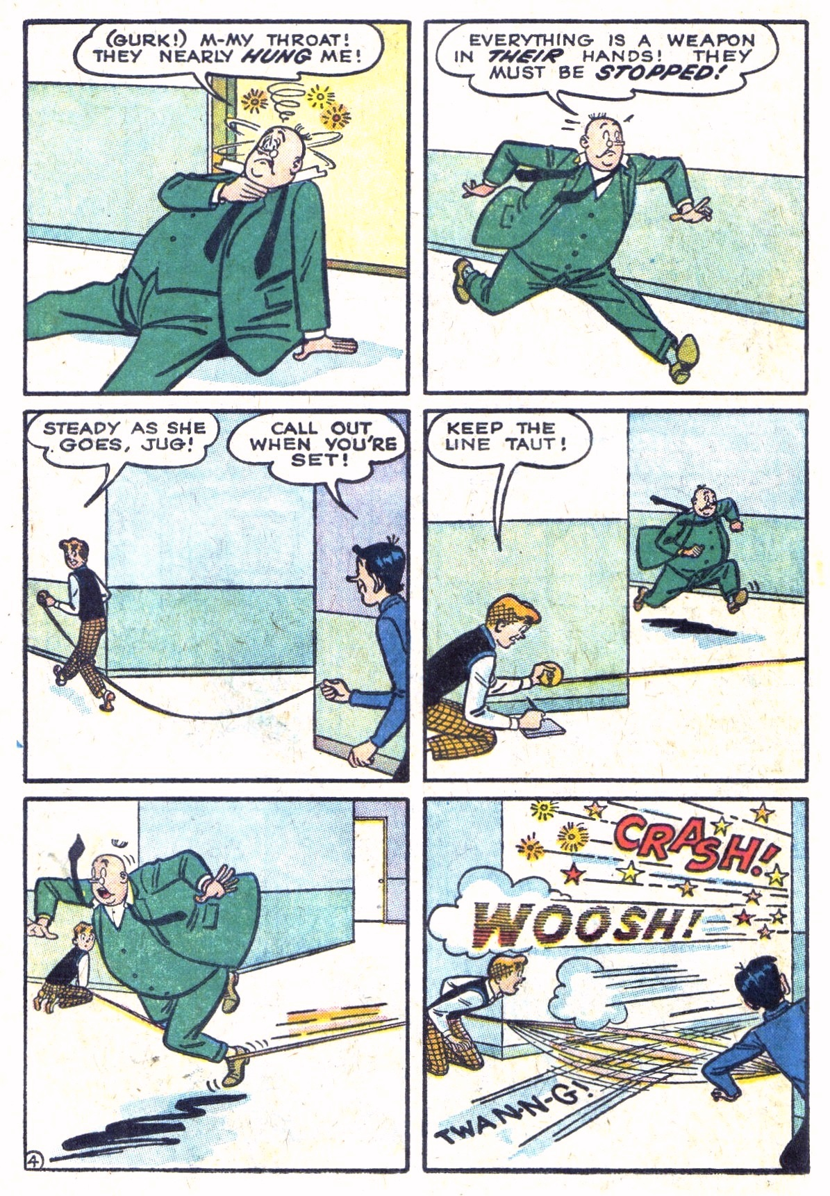 Read online Archie (1960) comic -  Issue #134 - 6
