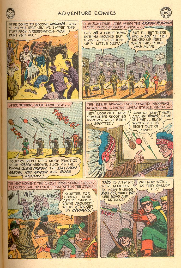 Read online Adventure Comics (1938) comic -  Issue #258 - 21