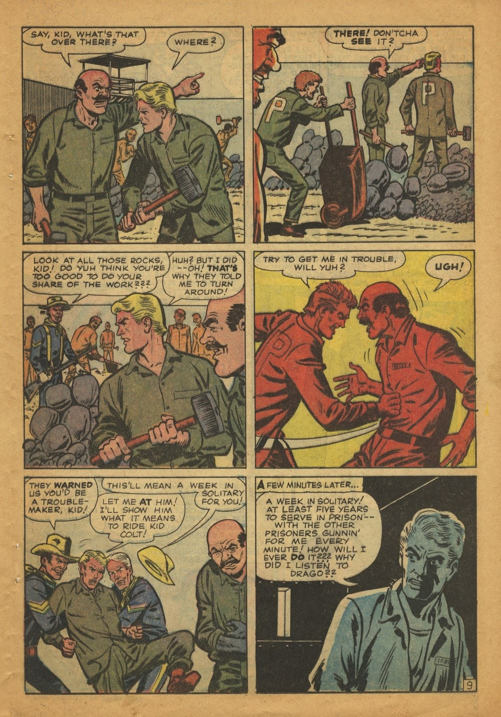 Kid Colt Outlaw issue 97 - Page 13