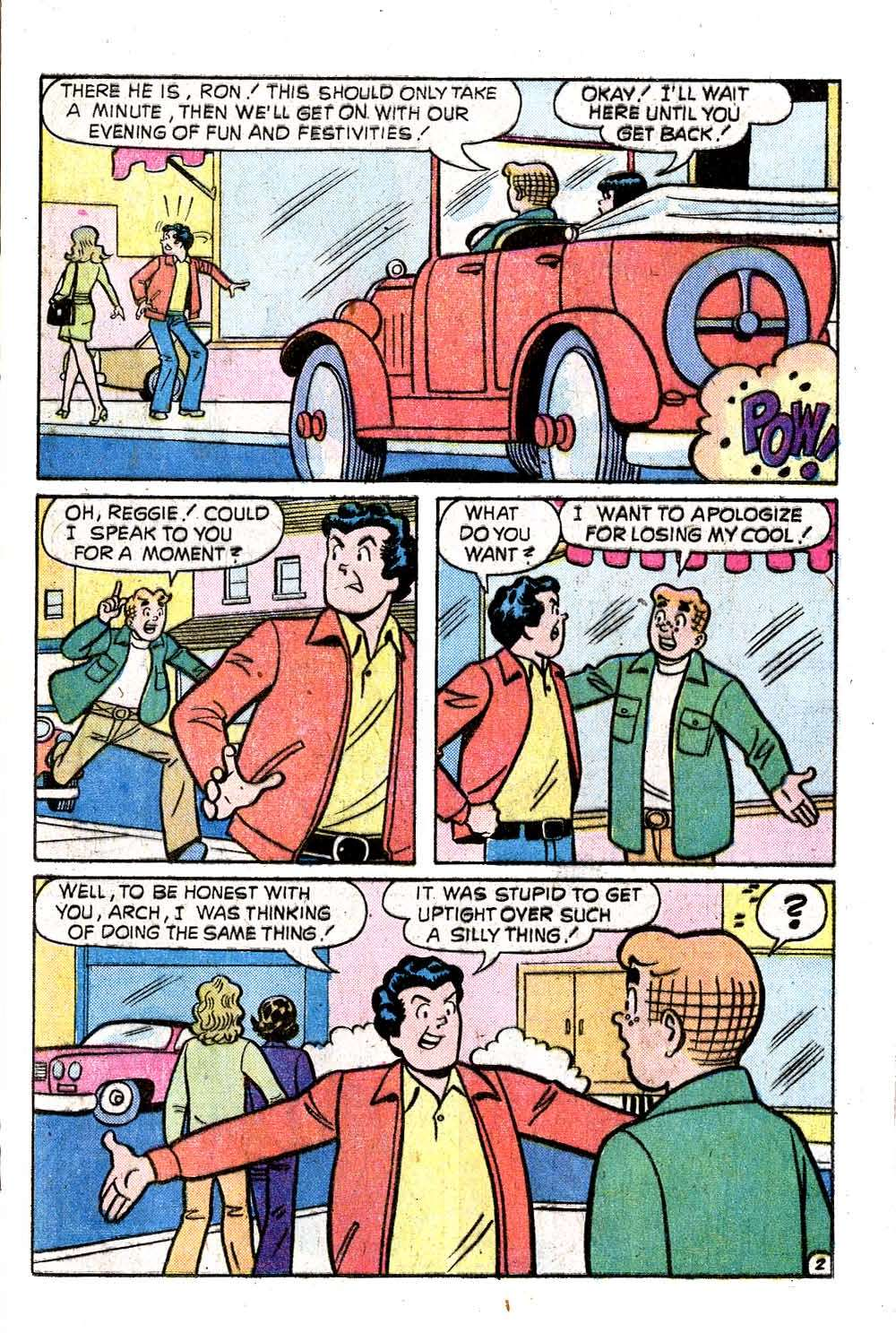 Read online Archie (1960) comic -  Issue #243 - 21