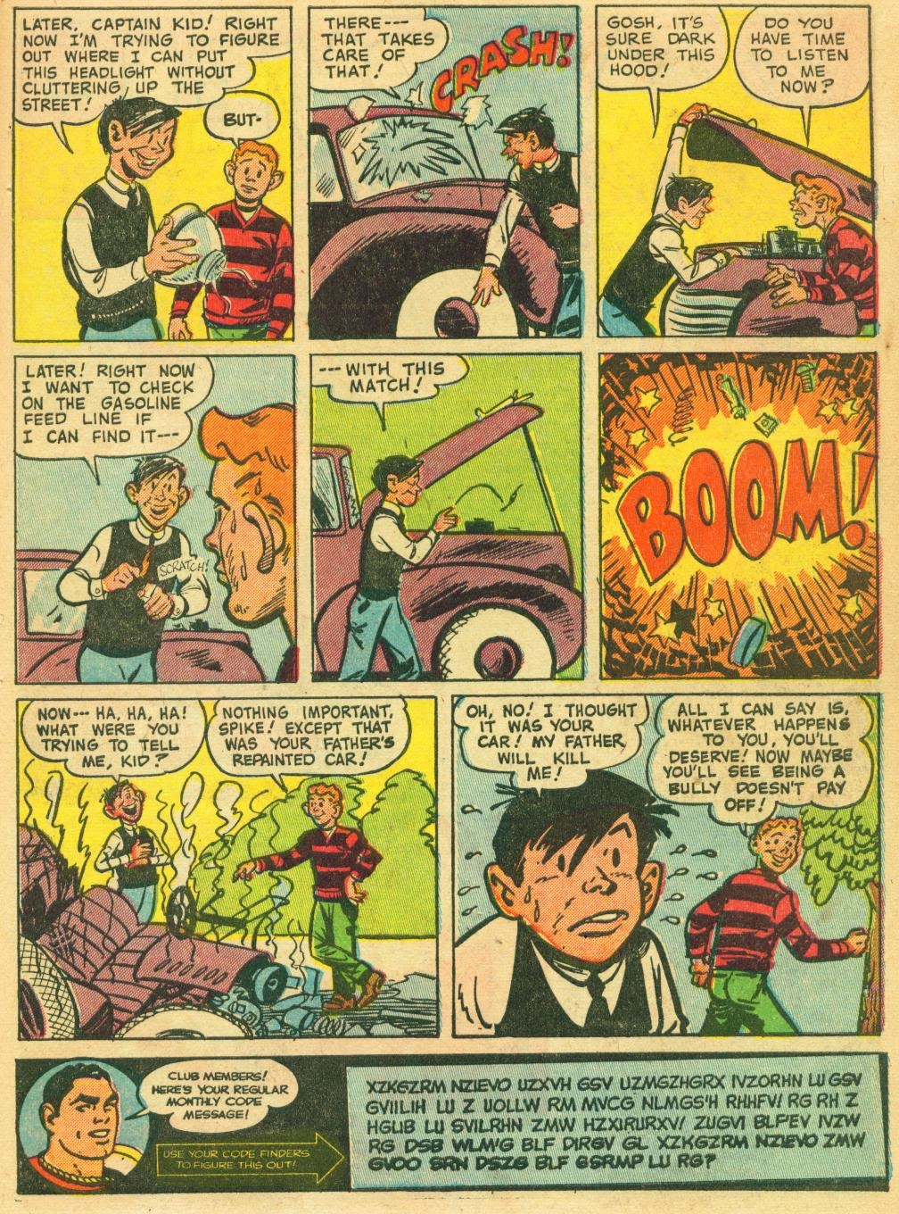 Captain Marvel Adventures issue 131 - Page 27