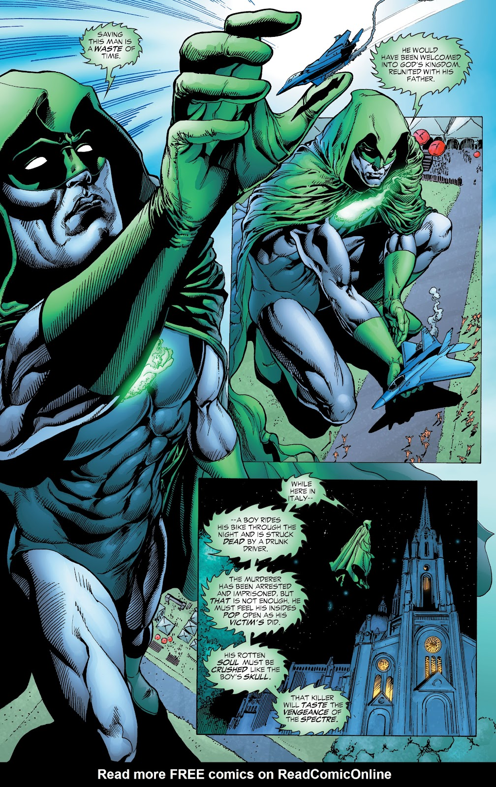 Read online Green Lantern by Geoff Johns comic -  Issue # TPB 1 (Part 1) - 8