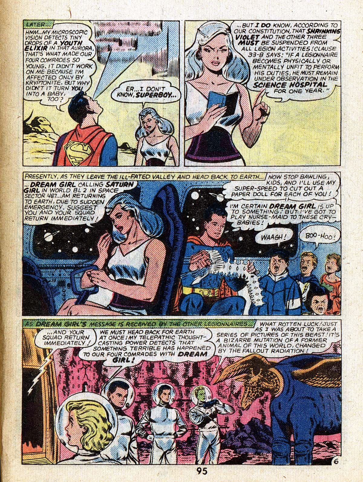 Read online Adventure Comics (1938) comic -  Issue #502 - 95