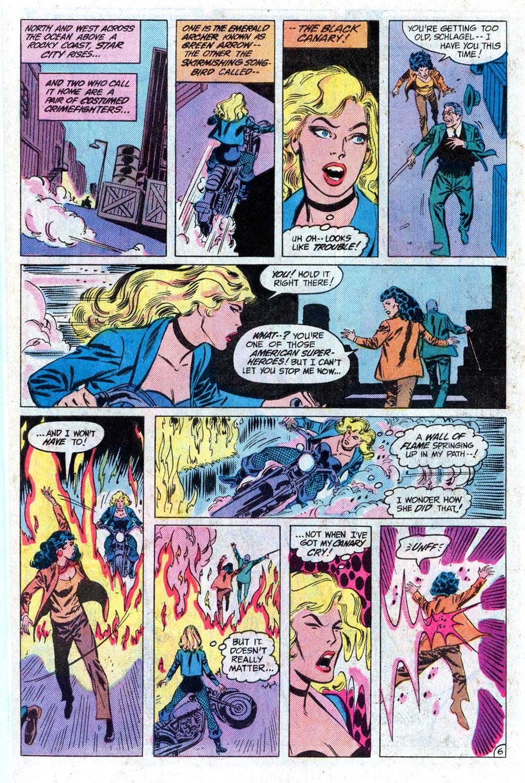 Read online Wonder Woman (1942) comic -  Issue #308 - 10