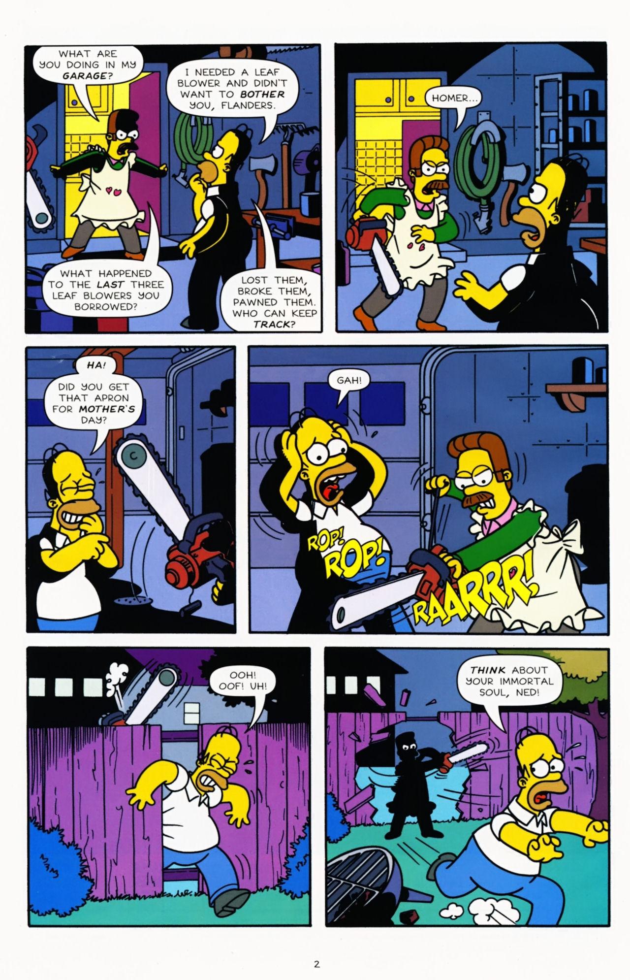 Read online Simpsons Comics comic -  Issue #181 - 3