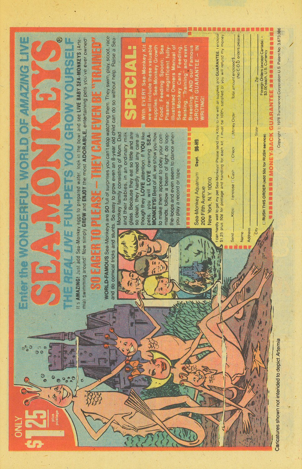 Read online Uncle Scrooge (1953) comic -  Issue #169 - 23