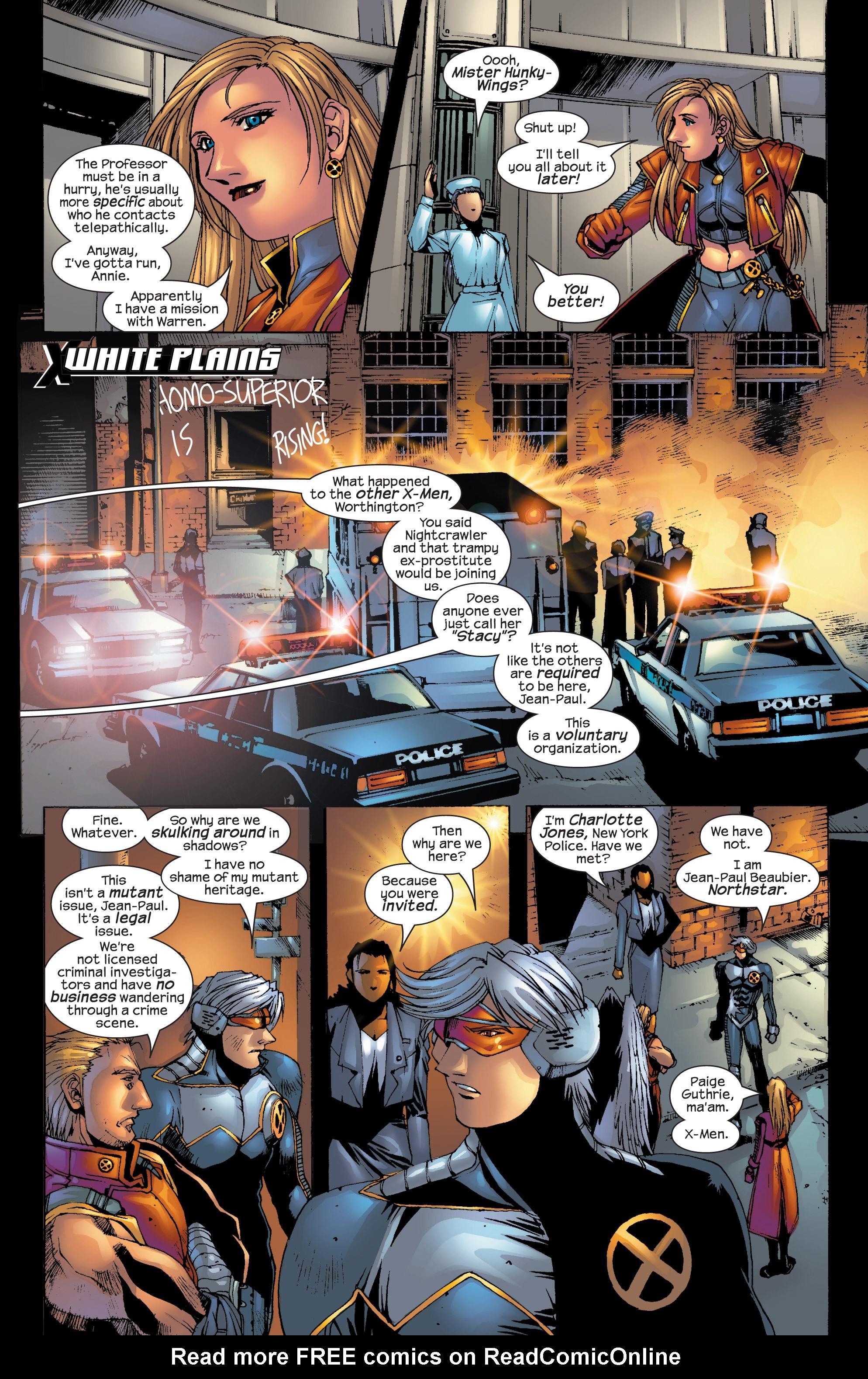 Read online Uncanny X-Men (1963) comic -  Issue #417 - 18